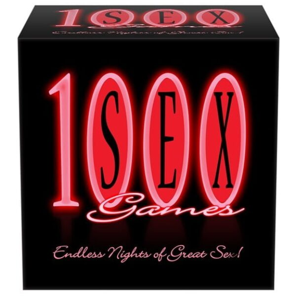 1,000 Sex Games