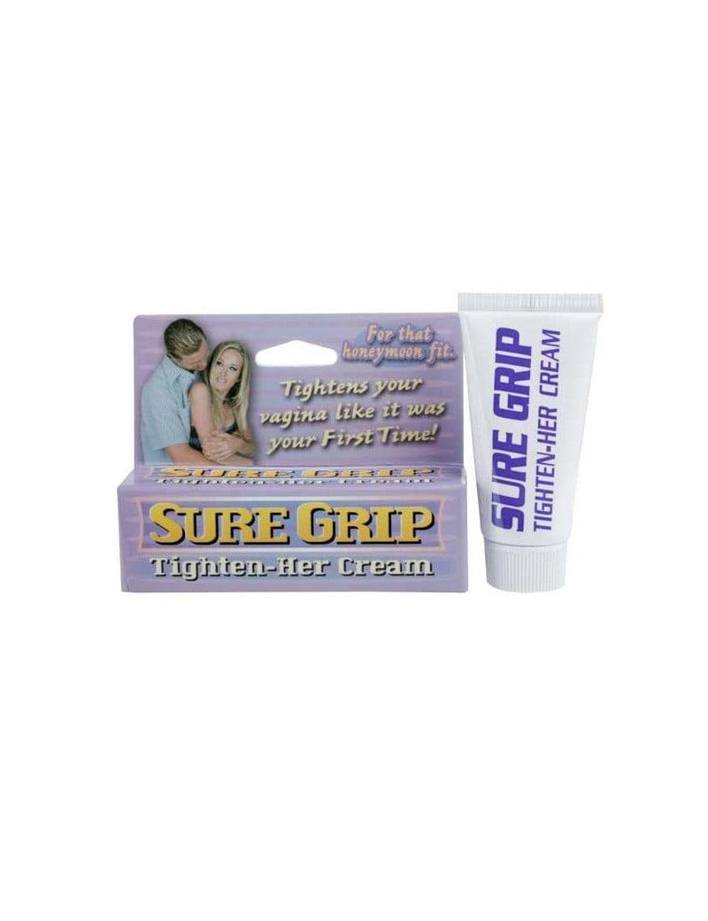 Sure Grip Tighten Her Cream
