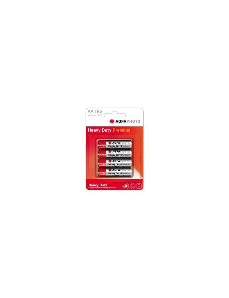 AGFA AA Batteries (Pack of 4)