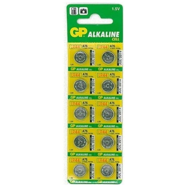 LR44 Cell Batteries (Pack of 10)