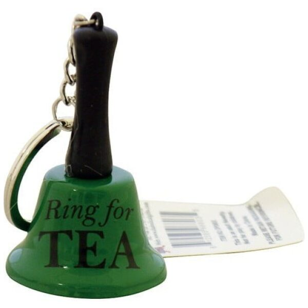 Ring for Tea Key Ring