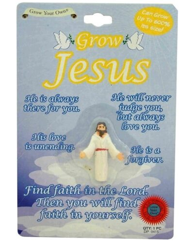Grow Your Own Jesus
