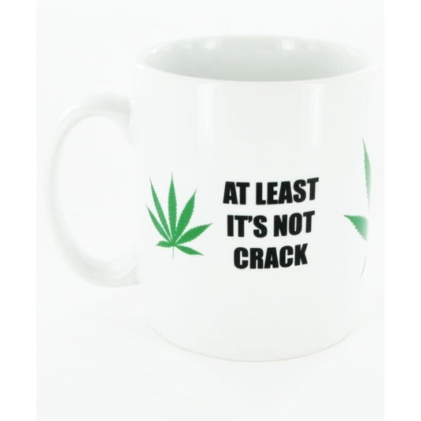 At Least It's Not Crack Mug-1956