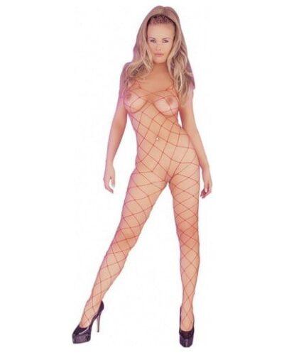 Nylon Fence Net Bodystocking
