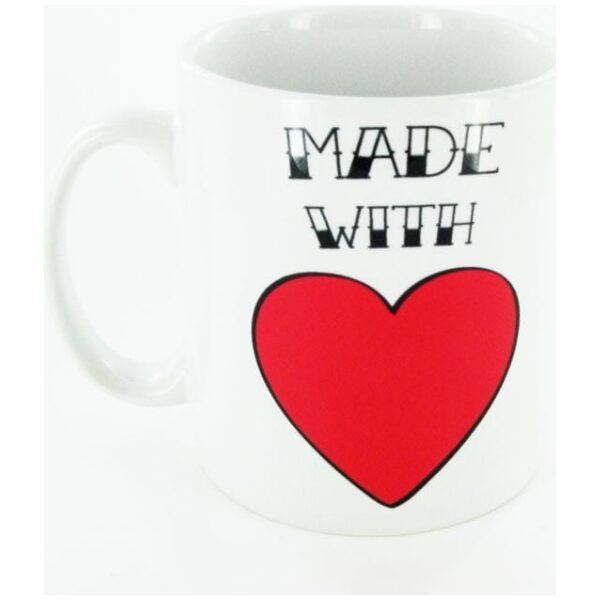 MADE WITH LOVE MUG-1986