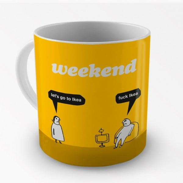 Weekend Ikea Mug-2263