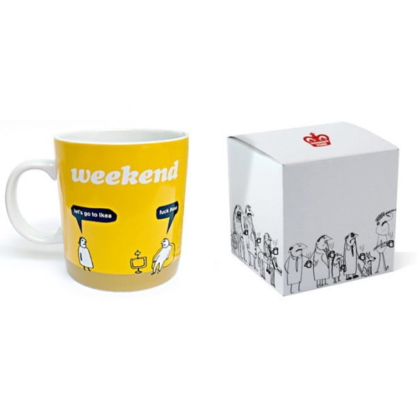 Weekend Ikea Mug-2264