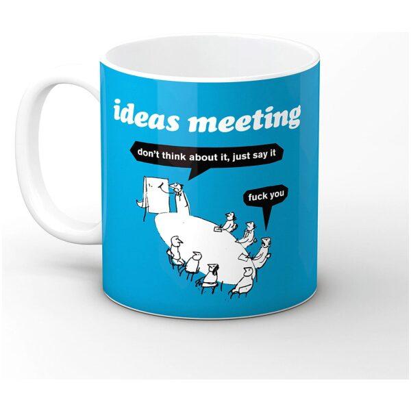 Ideas Meeting Mug Modern Toss